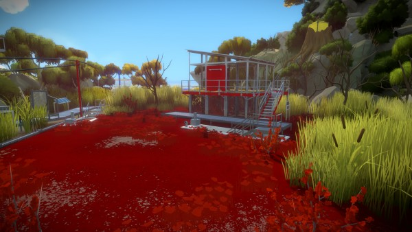 The Witness screenshot