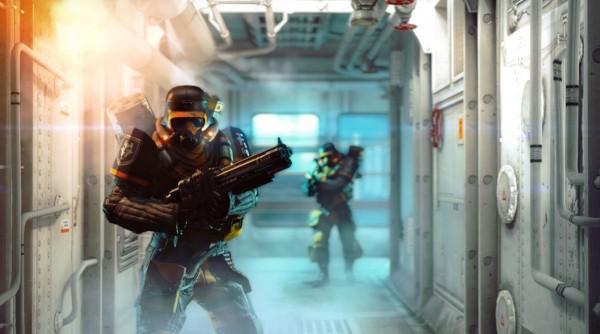 Wolfenstein: The New Order screenshot
