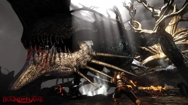 Bound by Flame screenshot