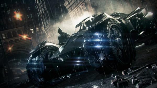 Batman: Arkham Knight screenshot