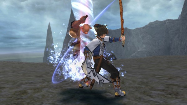 Tales of Zestiria screenshot