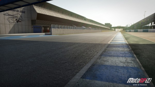 MotoGP 14 screenshot