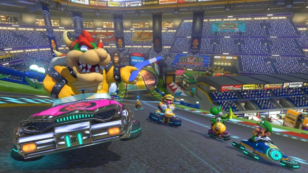 Mario Kart 8 screenshot