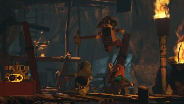 LEGO The Hobbit screenshot