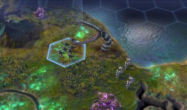 Civilization: Beyond Earth screenshot