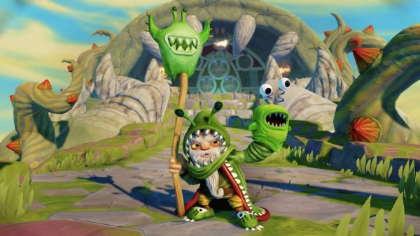 Skylanders: Trap Team screenshot