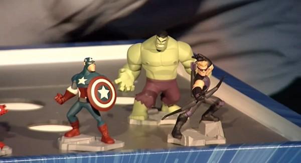 Disney Infinity 2.0: Marvel Super Heroes screenshot