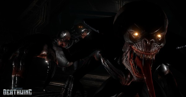 Space Hulk: Deathwing screenshot