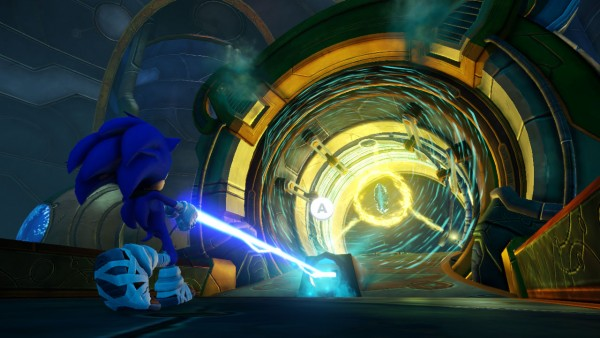 Sonic Boom screenshot