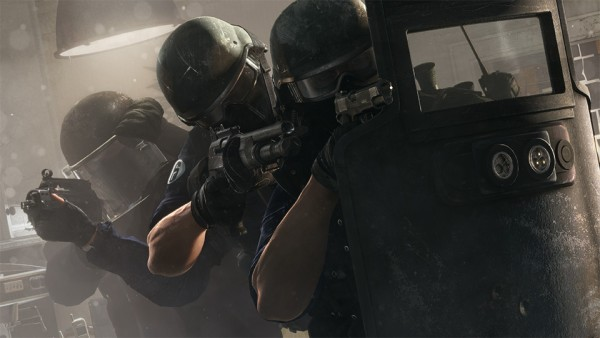 Rainbow Six Siege screenshot