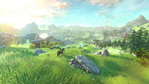 The Legend of Zelda Wii U screenshot
