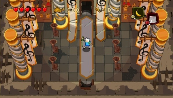 Adventure Time: The Secret of the Nameless Kingdom screenshot