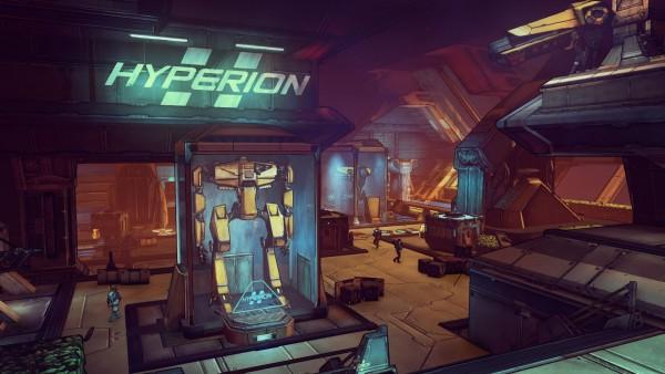 Borderlands: The Pre-Sequel screenshot