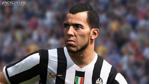 Pro Evolution Soccer 2015 screenshot