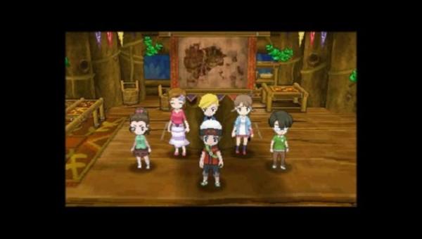 Pokémon Alpha Sapphire screenshot