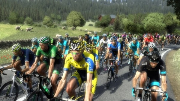 Tour de France 2014 screenshot