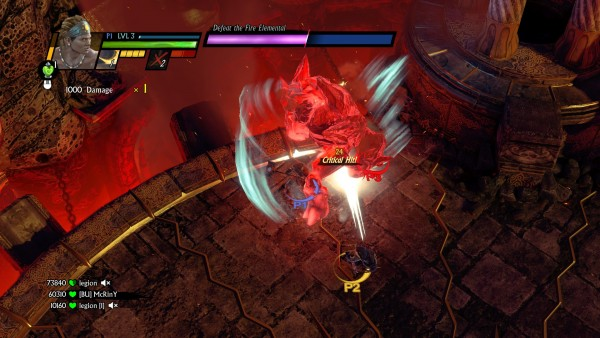 Sacred 3 screenshot