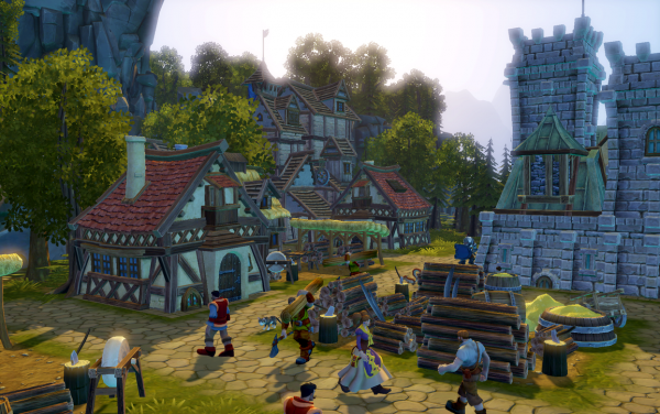 The Settlers: Kingdoms of Anteria screenshot