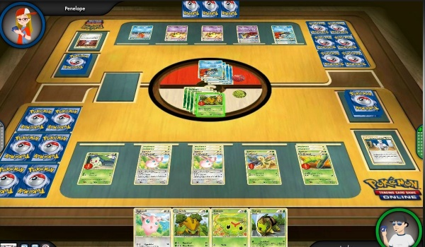 Pokémon Trading Card Game screenshot