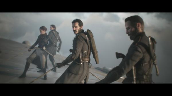 The Order: 1886 screenshot