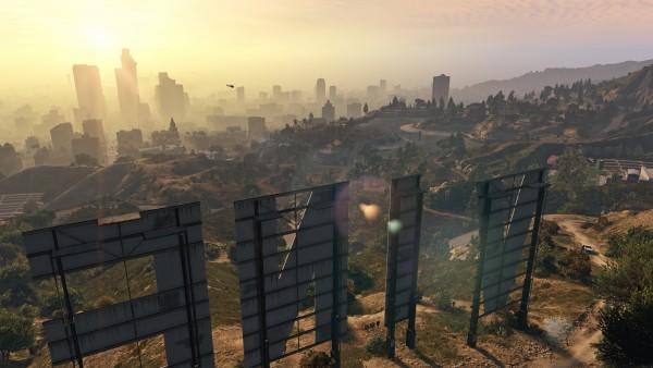 Grand Theft Auto V screenshot