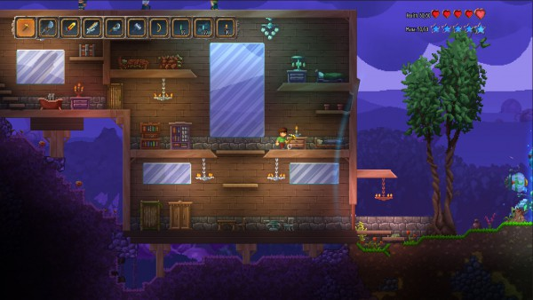 Terraria: Otherworld screenshot