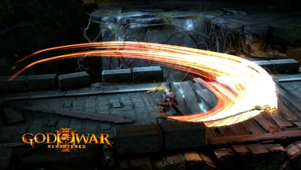 God of War III Remastered screenshot