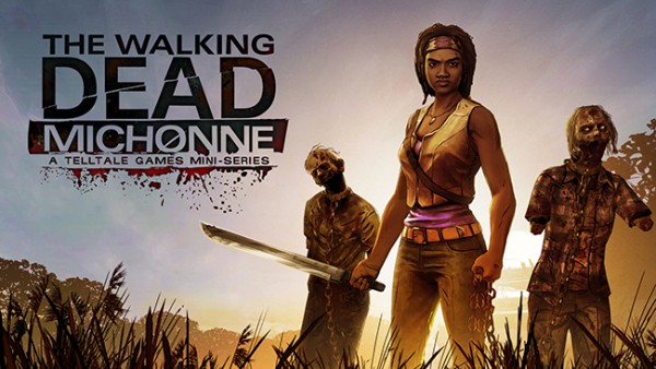 The Walking Dead: Michonne screenshot