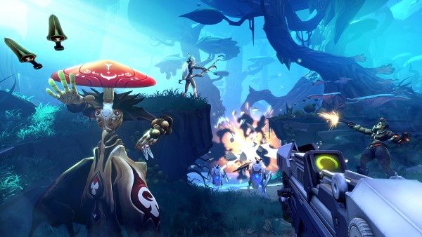 Battleborn screenshot