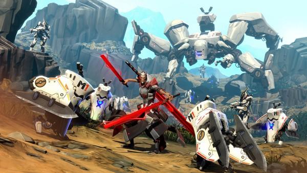Battleborn screenshot