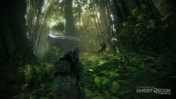Tom Clancy's Ghost Recon Wildlands screenshot