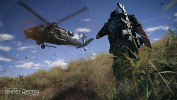 Tom Clancy's Ghost Recon Wildlands screenshot