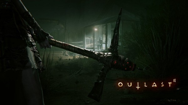Outlast II screenshot