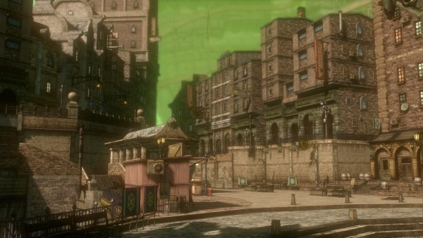 Gravity Rush Remastered screenshot