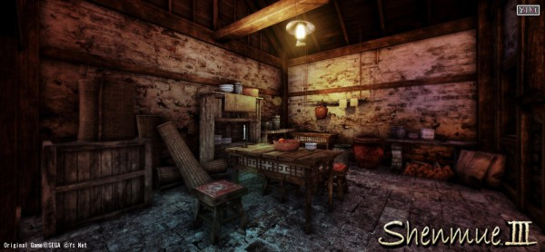 Shenmue III screenshot