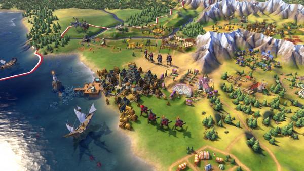 Civilization VI screenshot