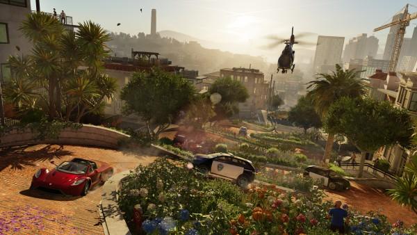 Watch Dogs 2 screenshot