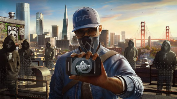 Watch Dogs 2 screenshot