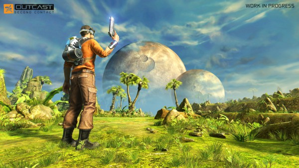 Outcast: Second Contact screenshot