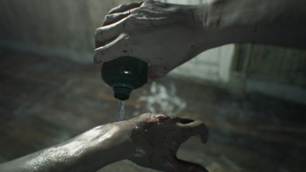 Resident Evil VII screenshot