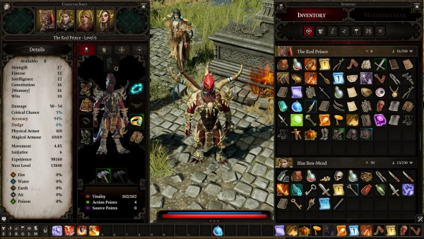 Divinity: Original Sin II screenshot