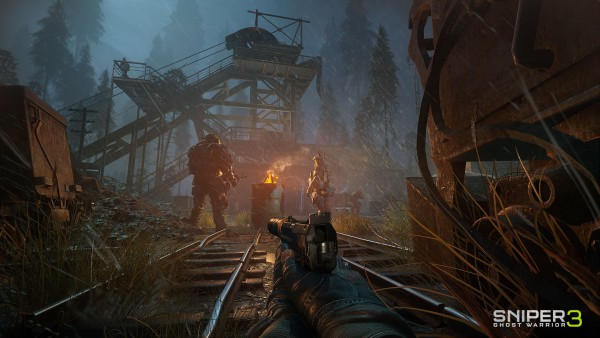 Sniper: Ghost Warrior 3 screenshot