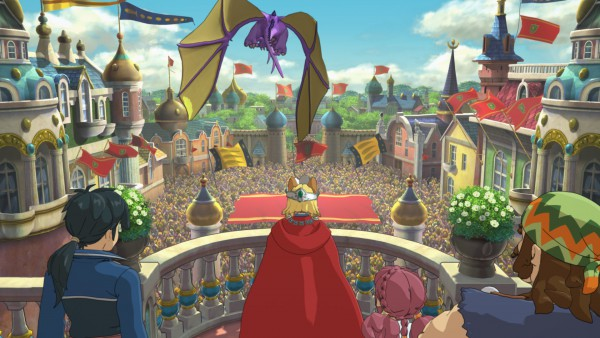 Ni No Kuni 2: Revenant Kingdom screenshot