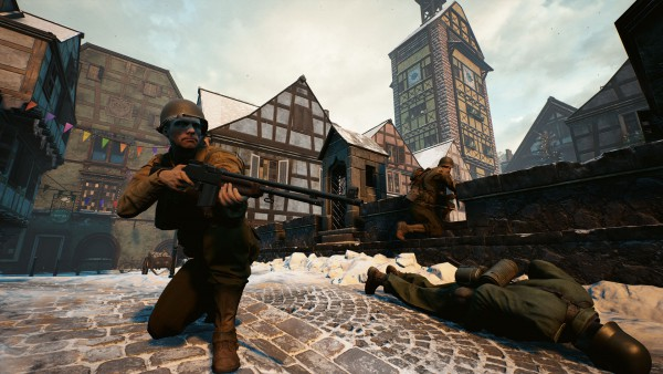 Days of War screenshot