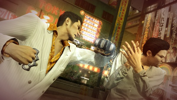Yakuza 0 screenshot