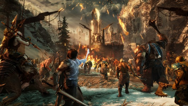 Middle-Earth: Shadow of War screenshot