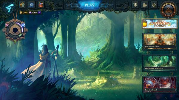 Faeria screenshot