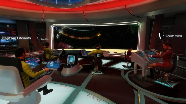Star Trek: Bridge Crew screenshot
