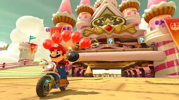 Mario Kart 8 Deluxe screenshot