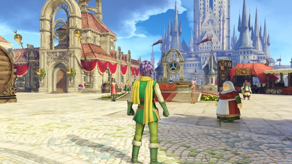 Dragon Quest Heroes 2 screenshot